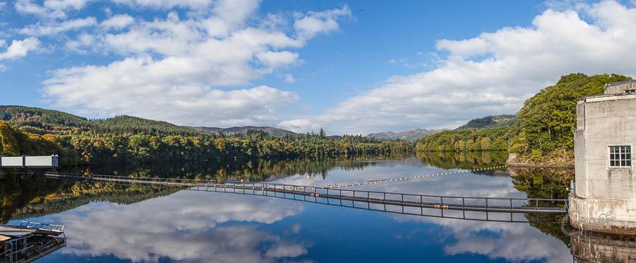 Schottland - Pitlochry